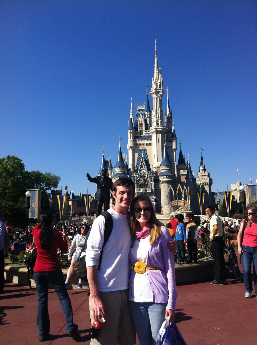 Disney, Day 2